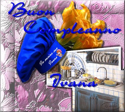 Ivana Buon Compleanno